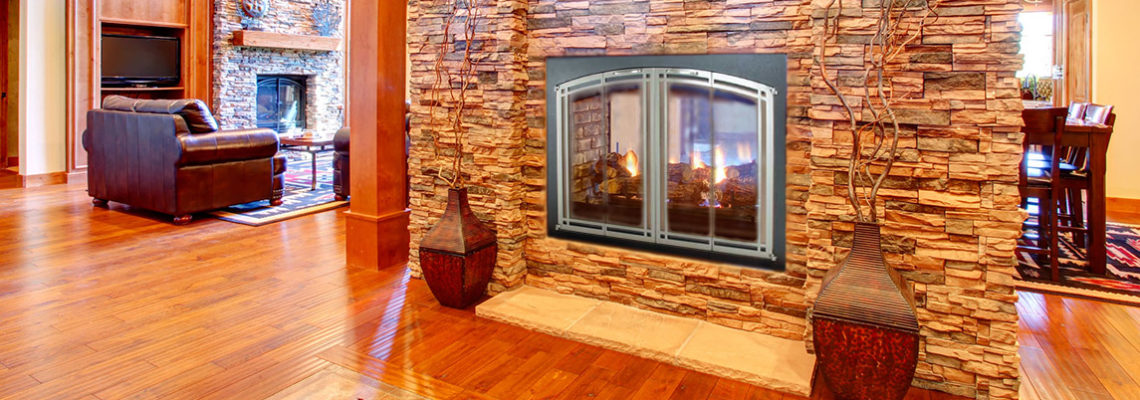 Portland Willamette Custom Fireplace Doors The Home Of Fine
