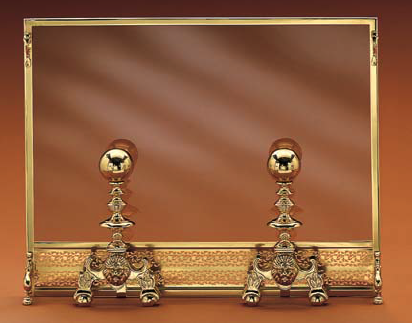 Hand Polished Brass