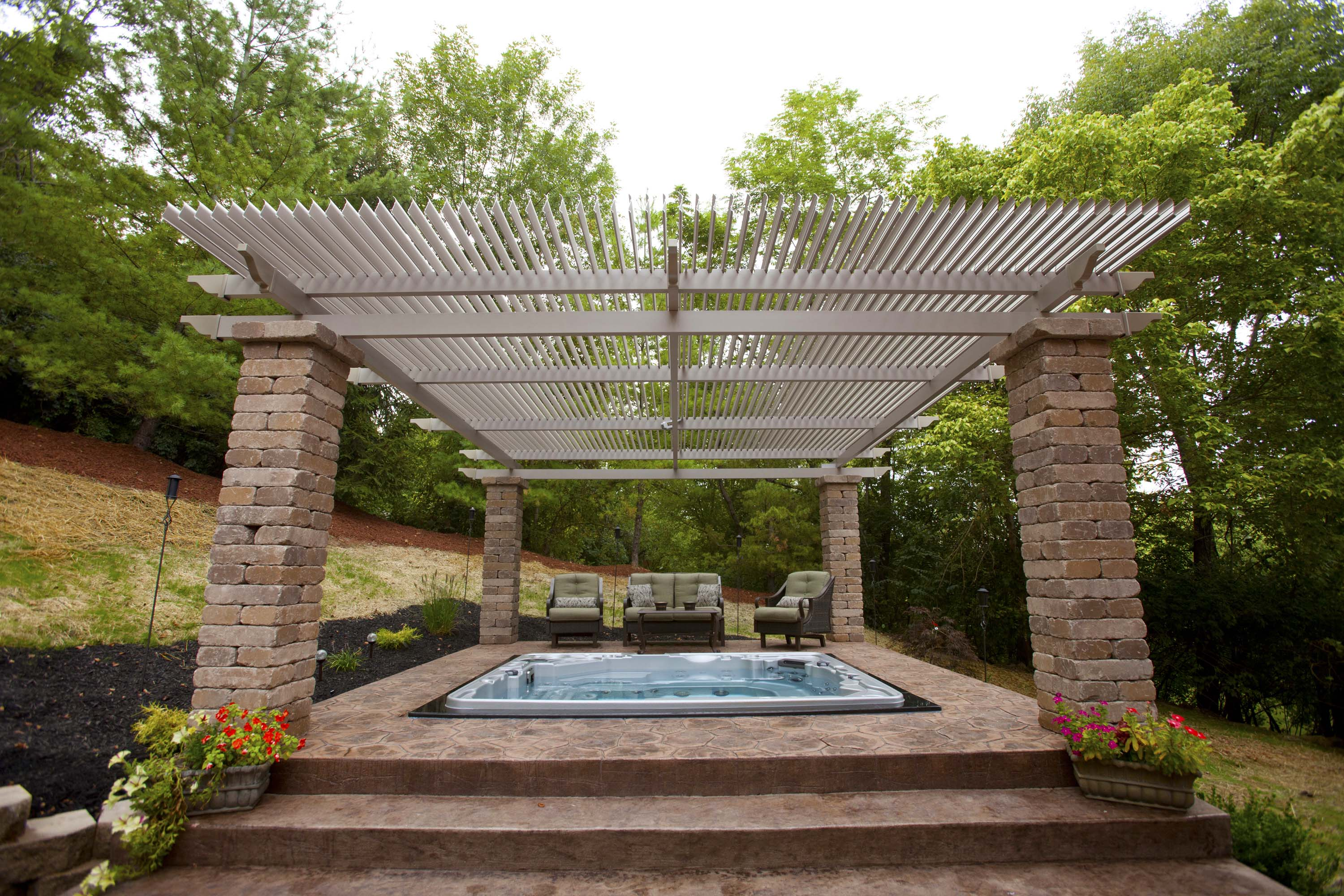 Louvered Roof Gallery